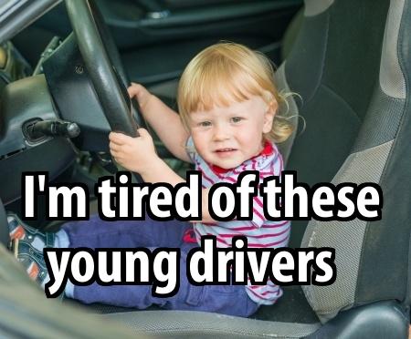 kid driver meme